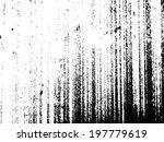 grunge texture. vector... | Shutterstock .eps vector #197779619