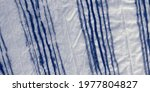 Blue Tye Dye Dip Texture. Blue...