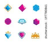 royal luxury shine diamond gems ...