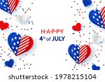 happy fourth of july. usa...   Shutterstock .eps vector #1978215104