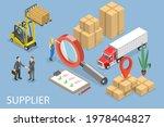 3d isometric flat vector... | Shutterstock .eps vector #1978404827