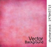 violet grunge retro vintage... | Shutterstock .eps vector #197845715