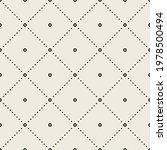 vector seamless pattern. modern ... | Shutterstock .eps vector #1978500494