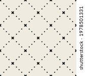 vector seamless pattern. modern ... | Shutterstock .eps vector #1978501331