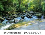 Water And Nature In City Paraty