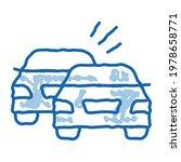 Overtaking Previous Car Sketch...