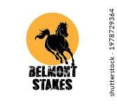 Belmont Stakes  Horse Racing...