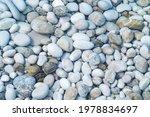 white rocks on the beach. close ... | Shutterstock . vector #1978834697