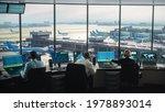 Diverse Air Traffic Control...