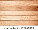 teak plank wall   teak wood... | Shutterstock . vector #197893121