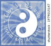 Vintage Mystic Yin Yang...