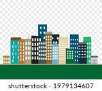city  landscape  view flat.... | Shutterstock .eps vector #1979134607