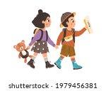children's adventure concept.... | Shutterstock .eps vector #1979456381