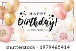 happy birthday congratulations... | Shutterstock .eps vector #1979465414