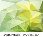 abstract light green and yellow ... | Shutterstock .eps vector #1979480564