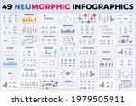 neumorphic infographics... | Shutterstock .eps vector #1979505911