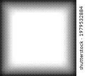 halftone  screentone square...   Shutterstock .eps vector #1979532884