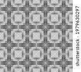 lines 3d plaid tartan seamless...   Shutterstock .eps vector #1979630297
