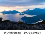 sunset sea view from the... | Shutterstock . vector #1979639594