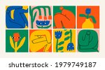abstract creatures or people or ... | Shutterstock .eps vector #1979749187