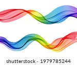 vector abstract colorful... | Shutterstock .eps vector #1979785244