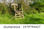 Lookout Wooden Ladder Seat ...