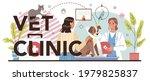 vet clinic typographic header.... | Shutterstock .eps vector #1979825837