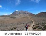 Climbing The Mount Kilimanjaro  ...