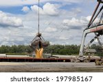 Unloading Cereal Grains From...
