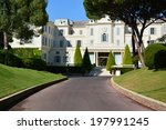 antibes  france june 11  eden... | Shutterstock . vector #197991245