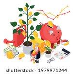 retirement preparation plan... | Shutterstock .eps vector #1979971244
