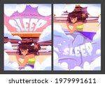 how to create a better sleep... | Shutterstock .eps vector #1979991611