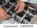 development of automobile... | Shutterstock . vector #198009899