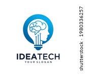 creative idea flat line icon.... | Shutterstock .eps vector #1980336257