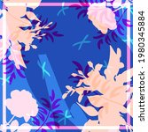 bright abstract print for... | Shutterstock .eps vector #1980345884