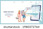 travel airline ticket booking ... | Shutterstock .eps vector #1980372764