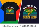father day t shirt _ world's  1 ... | Shutterstock .eps vector #1980452354