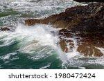 Rugged Coastal Scenery At...