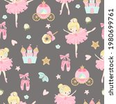 seamless pattern with a little...   Shutterstock .eps vector #1980699761