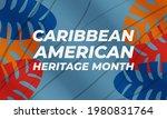 june is caribbean american...   Shutterstock .eps vector #1980831764