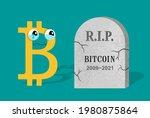 rip bitcoin currency exchange   ... | Shutterstock .eps vector #1980875864