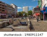 hamburg  germany  june 17  2020 ... | Shutterstock . vector #1980911147