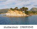 Agios Sostis  Small Island In...