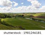 Wonderful Countryside Panorama...