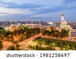 Kharkiv  Ukraine   Spring 2021  ...