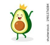 vector illustration of cute... | Shutterstock .eps vector #1981376084