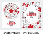 Happy National Day Of Canada  A ...