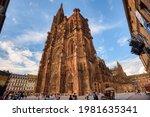 Strasbourg  France   14 August...