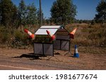 Temporary Shelter Hut For A...
