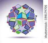 Complicated Kaleidoscope 3d...